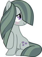 Marble Pie Blush Vector by TheFrostSpark