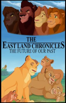 The Future of Our Past, The East Land Chronicles by albinoraven666fanart