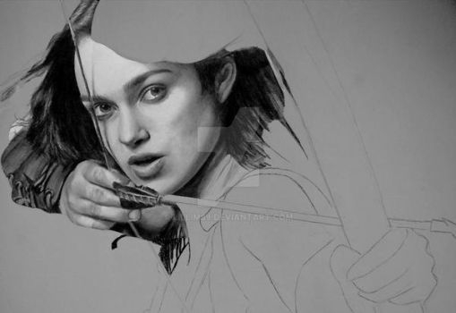 Guinevere WIP by lillim89