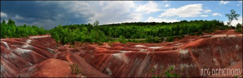 Badlands, Caledon by RPG-Photography