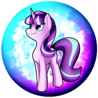 Starlight Glimmer Orb by flamevulture17