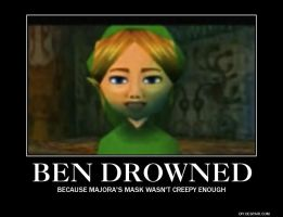 Ben Drowned by pokeshipper4life