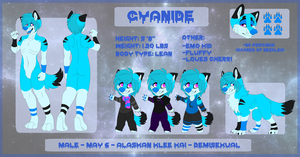 Outdated Cyanide Ref by Flame-Expression