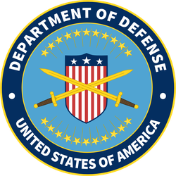 Fringe Department of Defense Seal by KingWillhamII
