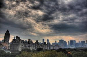 New York Skyline by Luthienmisery29