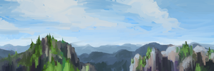 Panorama WIP by Anoroth