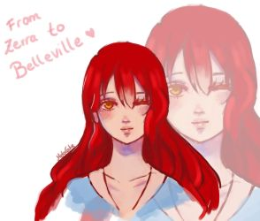 From Zerra to Belleville, A gift for you. by Melo-Cake