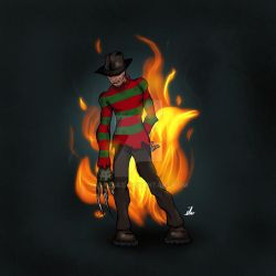 Freddy's Back by Numbaz
