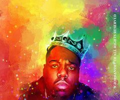 The Notorious B.I.G. by MilanPad