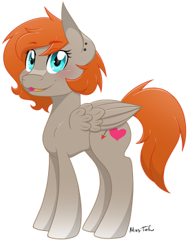 Arianne: For thepastelpony ::COMM:: by MissiTofu