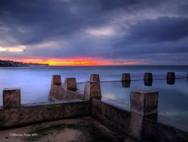 Coogee HDR by FireflyPhotosAust