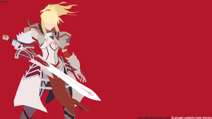 Mordred - Saber of Red by Arcuzen