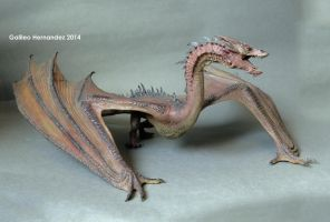 Dragon painted detailed by GalileoN