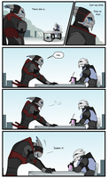 My Courting Methods Could Use Improvements by Sunkaro