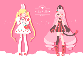 [CLOSE] Adoptable :: 35-36 by soup-and-bread
