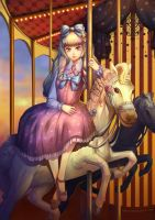 The Chariot by macarena