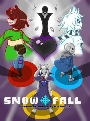 Snowfall cover by taggen96