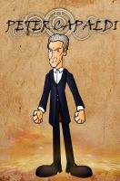 The 12th Doctor by CPD-91