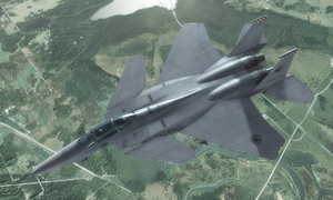 F-15S - Republic of Singapore Air Force by Jetfreak-7