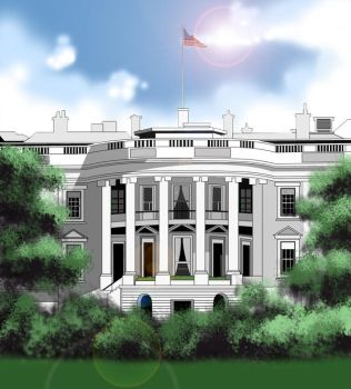 white house day by Faizaldin