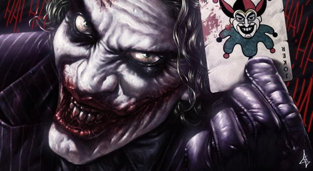 Joker Commission by Atzinaghy
