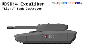 VBSC14 Excaliber by MultyInterest