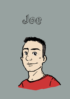 Joe by kreska