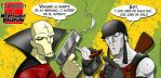 UMBRAL COMIC DRAW PAINTMARVELS by paintmarvels