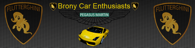 brony car enthusiasts test banner 2 lambergini an by hingard on