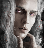 Sauron for SpicedWine by Kaprriss