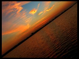 Sunset_by_the_Lake_by_Scorpion by Ro-nature