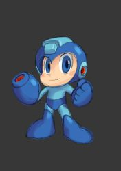 Megaman by AssemAkhmed