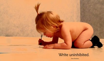 Write Uninhibited by AbstractDreams