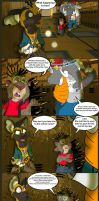 Harambe Page 1 by BlueDragon0812