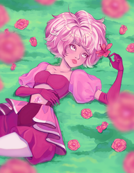 Pink Diamond by Nevinosima