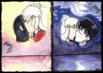 (Inuyasha)From Past to Future by nixe24