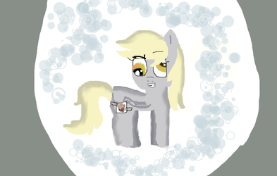 Derpy Hooves Cutie Mark Arrangement by Mlpfan4688