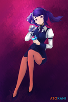 Jill Stingray (Va-11 Hall-A) by Atokani