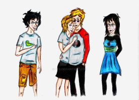HS kids by PC9