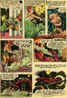 Space Ace - Golden Age Comic - Laughing Gas Scene by LaughingGasZone