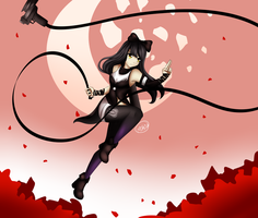 {RWBY} Blake Belladonna by LittleDevil-Darling