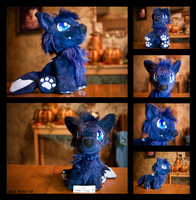 Plush Project - Ichi by Leah-Tribal