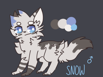 Falling Angel - Snow's Redesign by bechillish