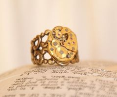 adjustable ring by Archaic76