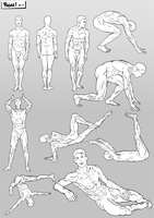 Poses pt5 by SabreWing