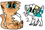 Adopts!CLOSED by draggems