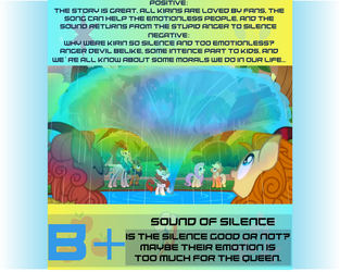 Sound Of Silence Review by Michaelsety