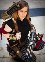 Steampunk - Megacon 2011 by cyborgseamstress