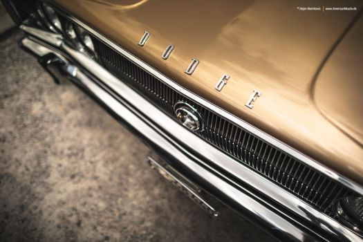 1966 Charger Detail by AmericanMuscle