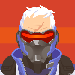 OW - Soldier:76 by Versiris